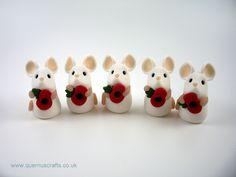 Tiny Poppy Mice
