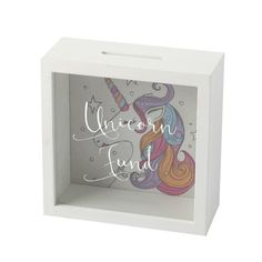 Check out new Quirky Gifts now online: Unicorn Fund Mone... See it out here! http://www.feelingquirky.co.uk/products/unicorn-fund-money-box?utm_campaign=social_autopilot&utm_source=pin&utm_medium=pin