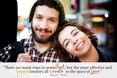 """""""Creating in the Space and Power of Love"""" by Bryant McGill"""