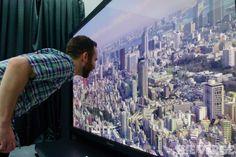 Nova resolução de imagens 8K começa a surgir em televisores preço