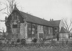 Tudor Barn Eltham 1930's