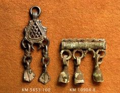 Pronssiriipus, Permala type, the shape of the picture shows; Viking Jewelry, Antique Jewelry, Viking Museum, Viking Dress, Ancient Vikings, Old Norse, Ancient History, Ancient Egypt, Viking Art