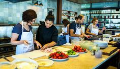 Open restaurants in Tel Aviv!  Chefs at 70 Tel Aviv-Jaffa eateries have thrown the kitchen doors wide open to the public at a new behind-the-scenes event.