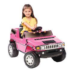 Hummer H2 Ride-on