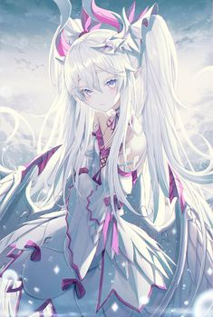 For all kinds of moe art. Especially cute anime girls and boys being cute. Content from anime, manga,. Demon Manga, Manga Dragon, Dragon Girl, Fantasy Girl, Fantasy Anime, Cool Anime Girl, Kawaii Anime Girl, Anime Art Girl, Anime Girls