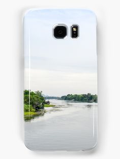 """""""Morning at River Kwai"""" Samsung Galaxy Cases & Skins by frozen journeys • photography & digital art 