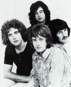 "afallingledzeppelin: "" Led Zeppelin the early years, after they changed their name from The Yardbirds "" Jimmy Page, Great Bands, Cool Bands, Hard Rock, Rock N Roll, Robert Plant Led Zeppelin, The Yardbirds, John Paul Jones, John Bonham"