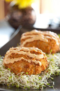 Crady's #Delicious Crab Cakes #crabcakes #cuisine