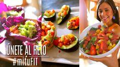3 Recetas de Comida Saludables - #mituFIT con Rawvana