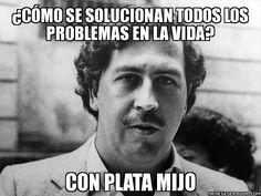 16 frases que llevaron a Pablo Escobar Gaviria a ser el narcotraficante más poderoso del mundo
