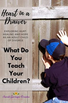 It's important to decide what to teach your children about the divorces in your family. That's what we're talking about today on Heart in a Drawer, the podcast for adult children of divorce. Family Divorce, Divorce And Kids, Christian Living, Christian Faith, Article About Family, Christian Podcasts, Christian Meditation, Hope In God, Christian Families