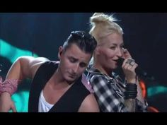 ▶ Andreas Gabalier & Sarah Connor - Zuckerpuppen 2014 - YouTube