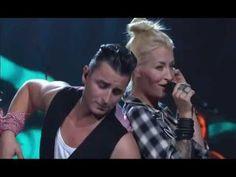 ▶ Andreas Gabalier & Sarah Connor - Zuckerpuppen 2014 - YouTube