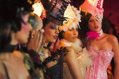 Light Girls, creación de Bibian Blue especial para Fashion Freak 4.