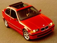 1996 BMW 3 Series 318ti Hatchback Coupe 2D  photo