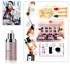 Revista Vogue - Enero 2017    Exfoliante Renovador TimeWise Repair® Revealing Radiance®