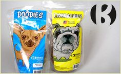 Treat your dog to a simple, all-natural snack with these delicious treats from Bounce Treats. With this deal, you'll get one 8oz. bag in one of two great varieties: Doodies (beef liver), Liverachies (freeze-dried beef liver), or Lammies (freeze-dried lamb lung). All treats from Bounce are 100% meat with no grain and no by-products - just pure meaty tastiness! Don't miss out. $12