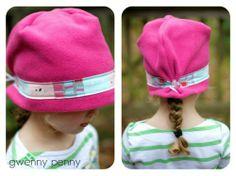 Gwenny Penny: Adjustable Fleece Hat Tutorial