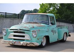 1957 International Harvester : SHOP TRUCK