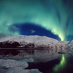 Here's where to get the most amazing waterfront seats for the Northern Lights, Mother Nature's megawatt display
