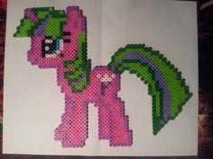 OC Perler Pony by ~DartCharger on deviantART