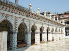 Starry Mosque in Dhaka, Bangladesh