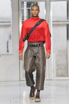 Issey Miyake Menswear Fall Winter 2013