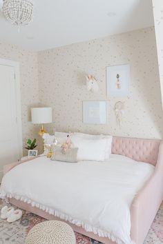 Stella's Big Girl Room - Top Knot Living