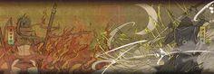 Tags: Fanart, Sengoku Basara, Date Masamune (Sengoku Basara), Sanada Yukimura (Sengoku Basara), Pixiv, Fanart From Pixiv, Pixiv Id 4071525