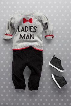 """Ladies man"" 