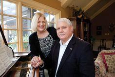 Linda and Joe Holyfield