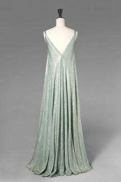 Callot Soeurs evening dress 1930