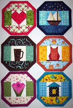 PDF Pattern-24 Center Options-Mug Mat (Mug Rug)-Something for EVERYONE