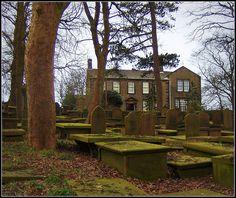 Brontë sisters' parsonage