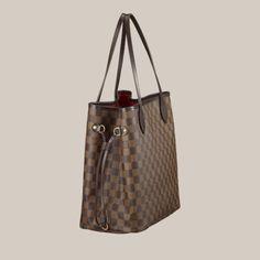 LOUISVUITTON.COM - Neverfull MM Damier Ebene Canvas Handbags