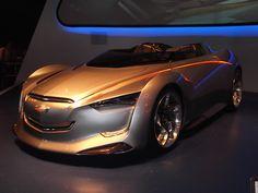 Miray - Chevy concept car