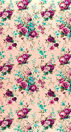 Wallpaper Iphone Black Flowers Floral Patterns 62 Ideas For 2019 Wallpaper Rose, Retro Wallpaper Iphone, Trendy Wallpaper, Screen Wallpaper, Mobile Wallpaper, Wallpapers Android, Cool Wallpapers For Phones, Tumblr Backgrounds, Vintage Backgrounds