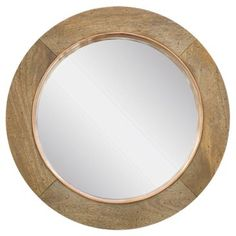 Check out this item at One Kings Lane! Osseo Wall Mirror, Natural