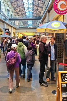 6. Explore the Ferry Building's gourmet food stalls and go on a free city walking tour. | 10 Free and cheap things to do in San Francisco