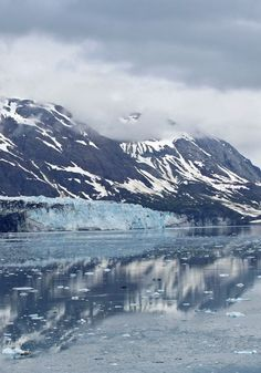 Travel Inspiration | Glacier Bay National Park, Alaska