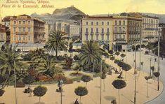 1903 - Η Πλατεία Ομονοίας.