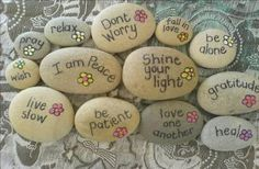 Sweet rocks