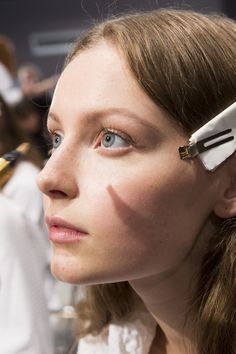Gucci Spring 2016 Ready-to-Wear Fashion Show Beauty
