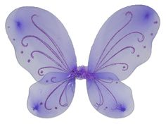 Butterfly wings are such a fun dress-up accessory. What little girl doesn't love pretending she is a fairy princess. Now, she can play dress-up with our fun, butterfly wings. Fairy wings are one of ou
