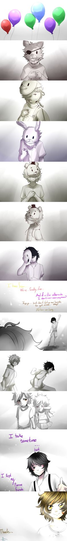 This has got to be the most beautiful representation of the lost children ever.  This is amazing.