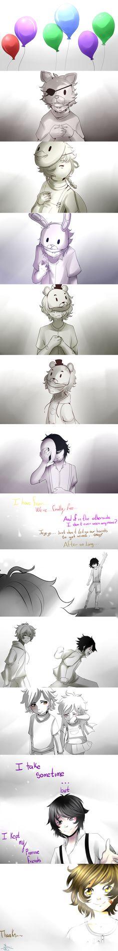 sadness and... by Kamik91.deviantart.com on @DeviantArt