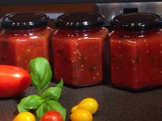 Bloody Mary, Ketchup, Chutney, Vodka, Salsa, Dips, Spices, Jar, Canning
