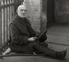 August Sander. Beggar. 1926.