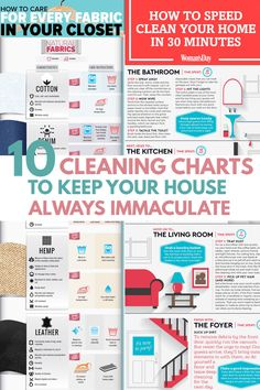 14 Clever Deep Cleaning Tips & Tricks Every Clean Freak Needs To Know Deep Cleaning Schedule, Deep Cleaning Tips, Cleaning Checklist, Cleaning Recipes, House Cleaning Tips, Car Cleaning, Diy Cleaning Products, Cleaning Solutions, Spring Cleaning