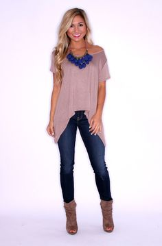Perfect laid back fall outfit
